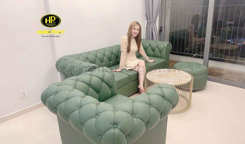 ghế sofa băng tân cổ điển hiện đại sang trọng