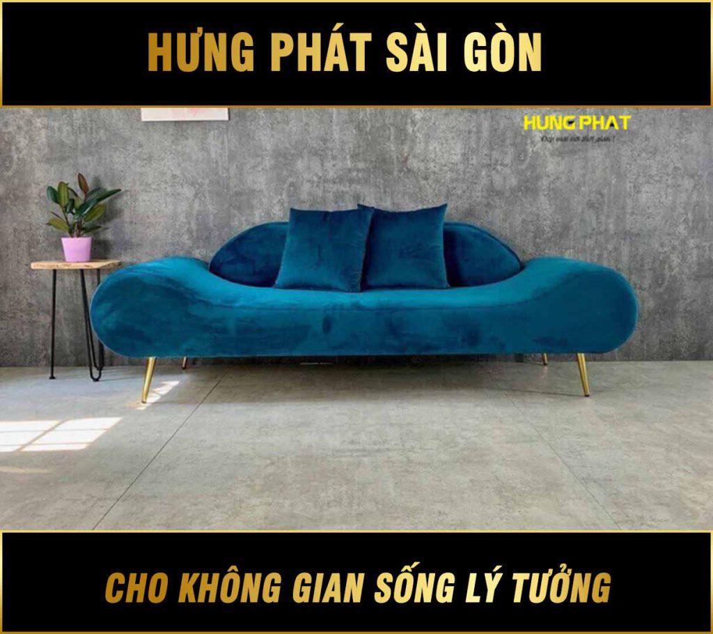 Sofa băng mã số H-181