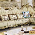 Hưng Phát phân phối sofa tân cổ điển chữ L uy tín