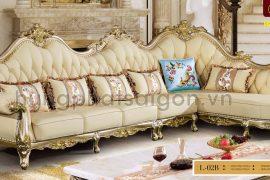ghế sofa cổ điển cao cấp sang trọng