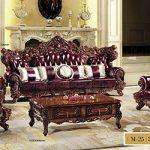 Nơi bán sofa tân cổ điển mạ vàng chất lượng