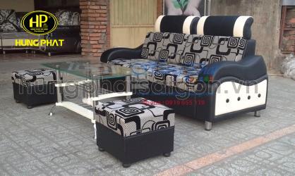 Sofa phòng khách nhỏ H-103