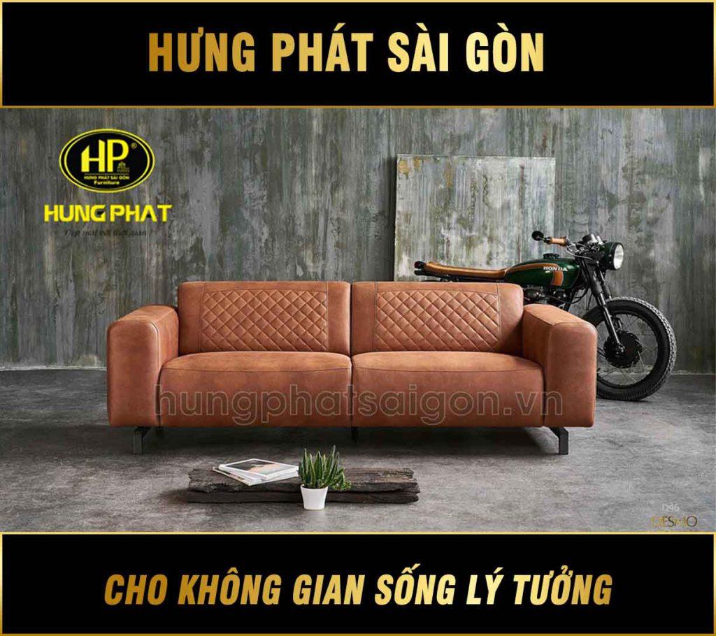Sofa băng chất liệu DA H-238