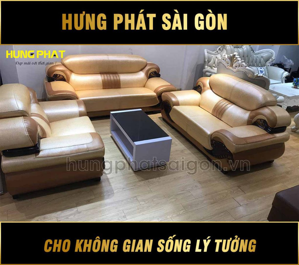 Sofa Văn Phòng Cao Cấp H-350