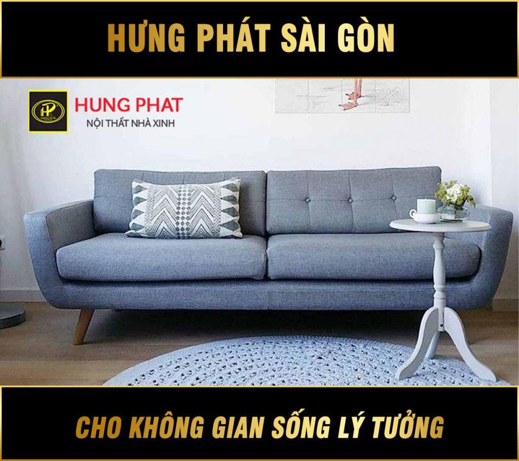 Sofa băng hiện đại đẹp H-220