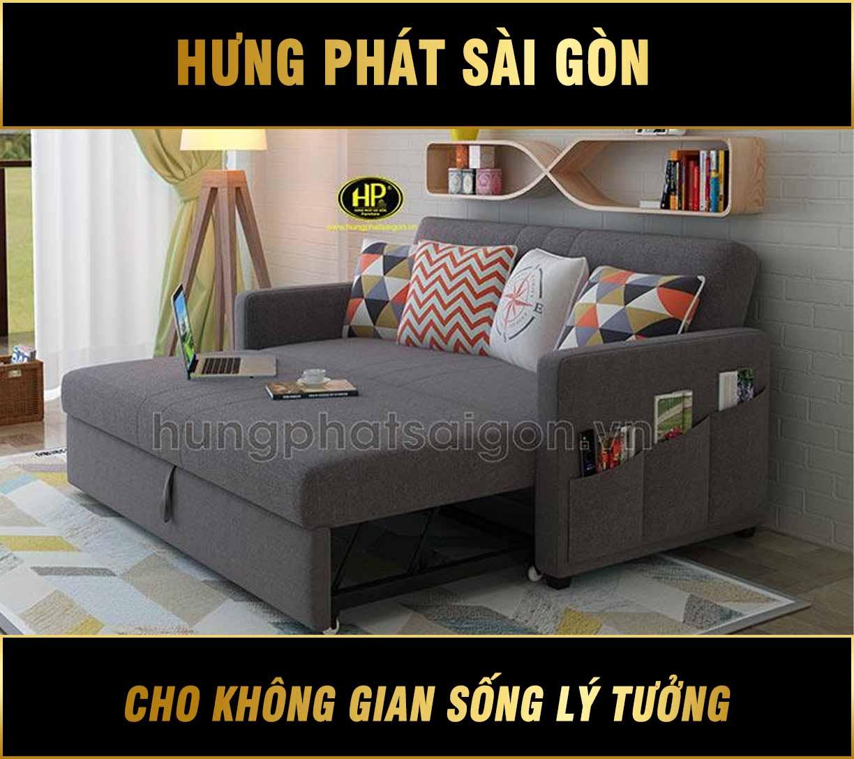 Sofa giường kéo tiện nghi G-19
