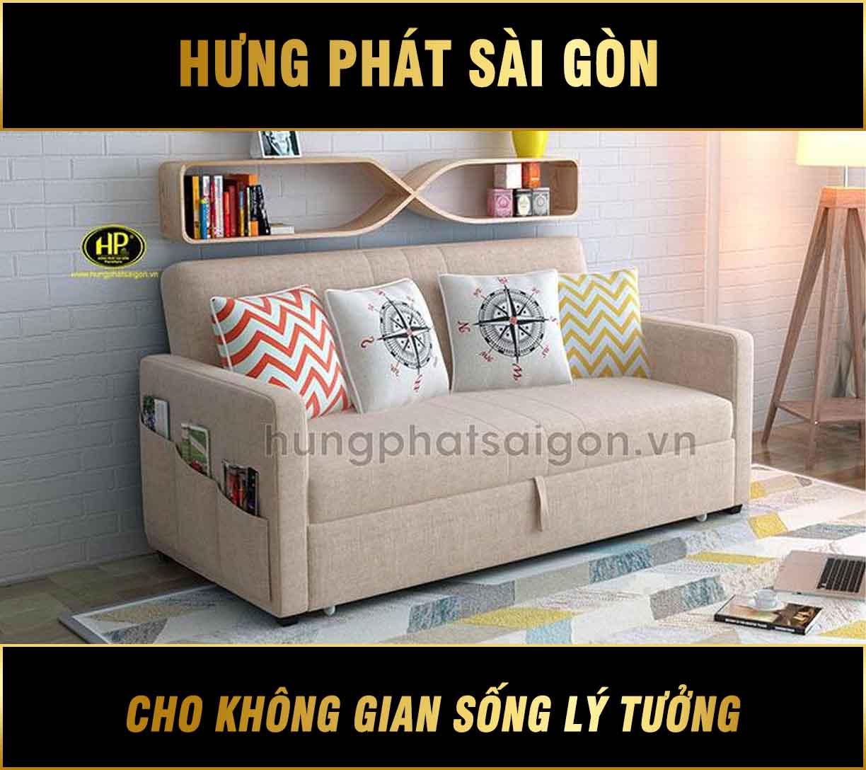 Sofa giường kéo tiện nghi G-20