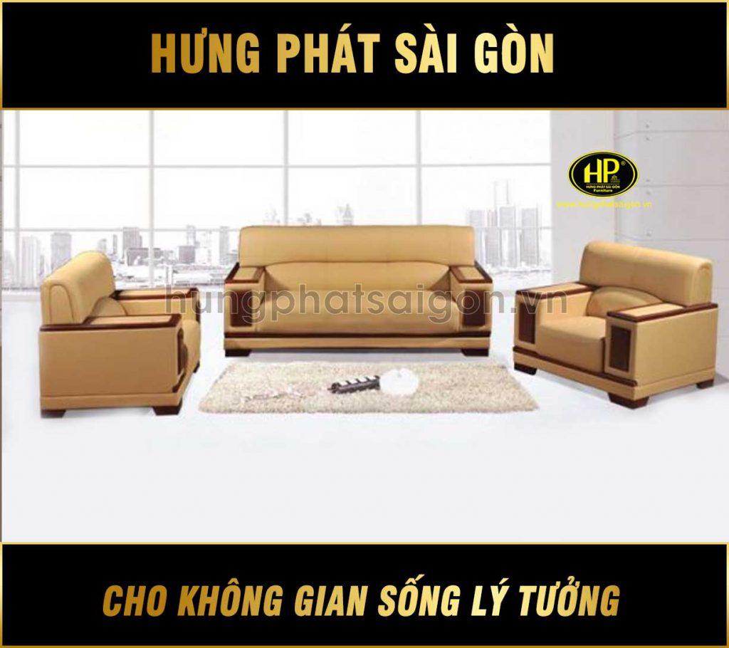 Sofa phòng khách văn phòng H-41