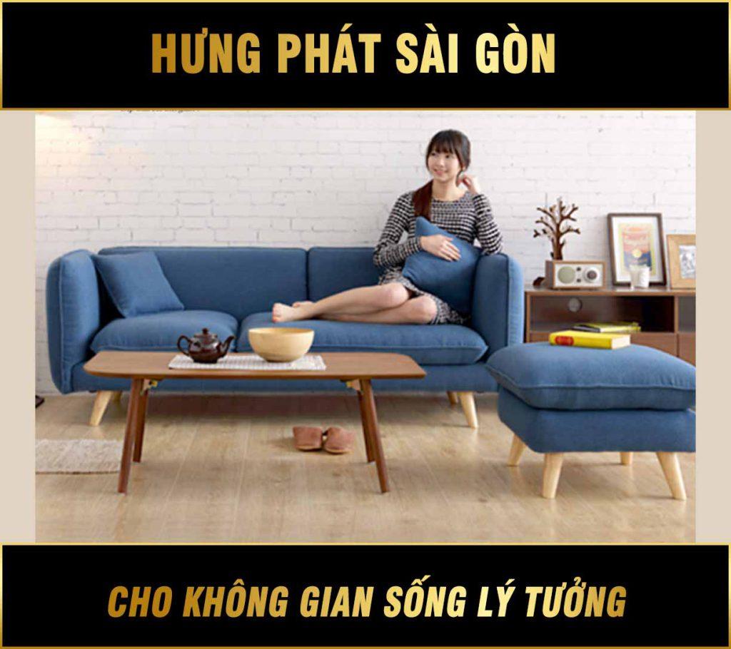 Sofa băng đẹp Hưng Phát HB-917