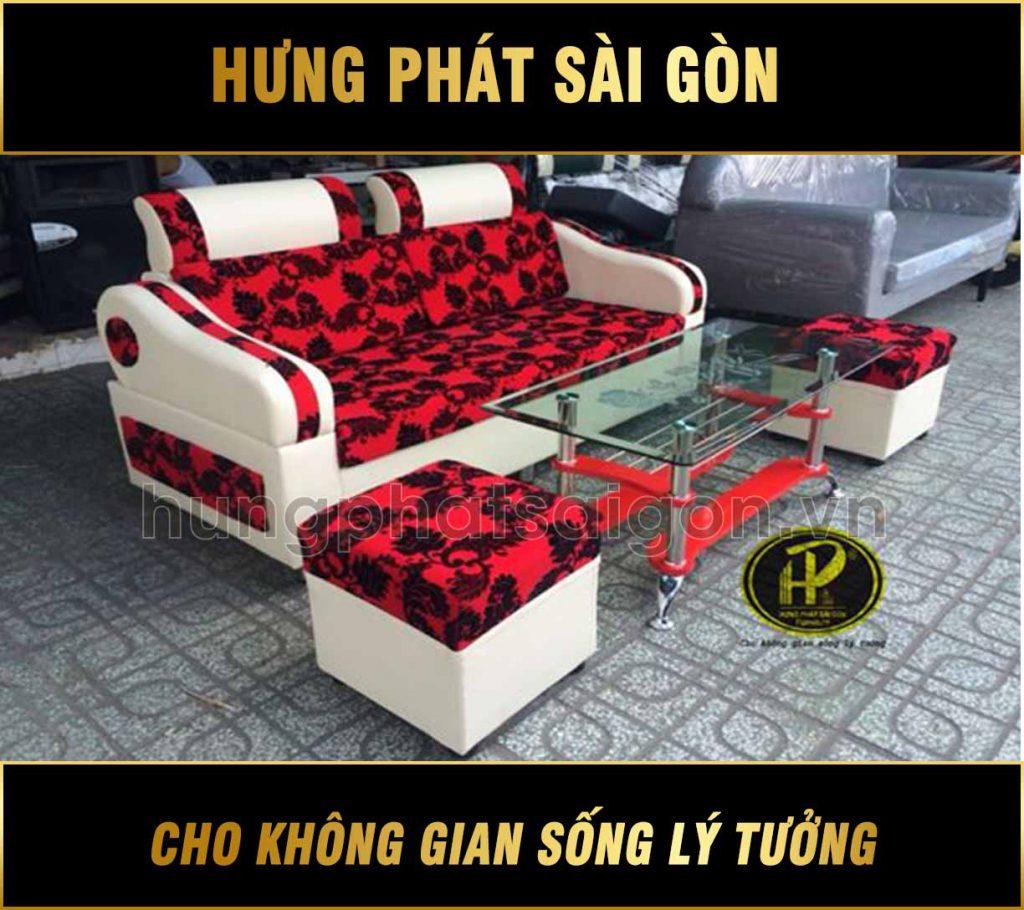 Sofa phòng khách nhỏ H-70