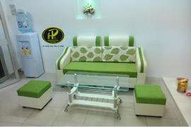sofa xanh hung phat hungphatsaigon.vn