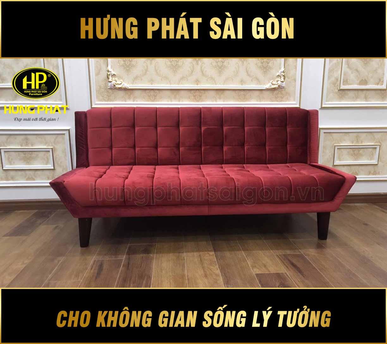 Sofa băng hiện đại đẹp H-88