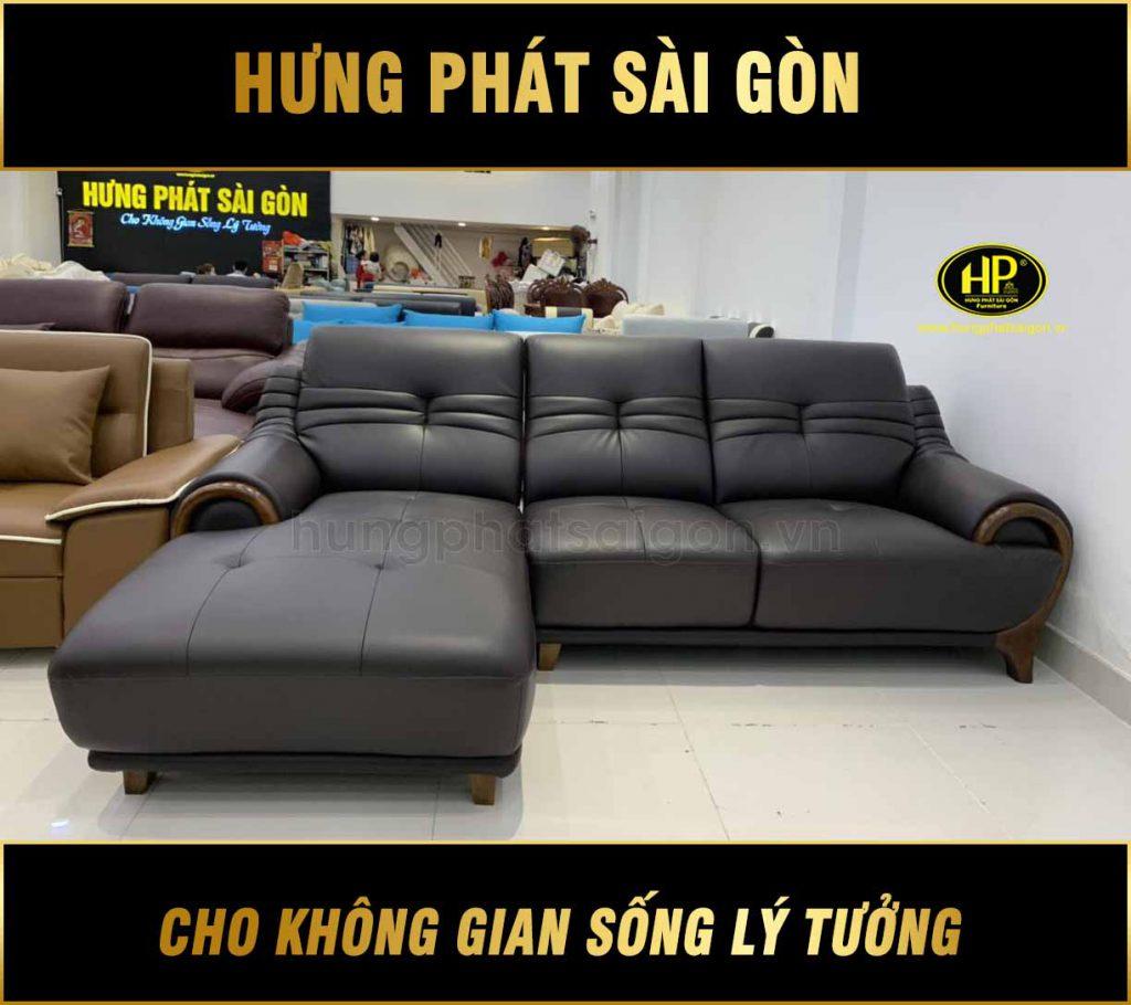 Sofa cao cấp nhập khẩu mã H-420
