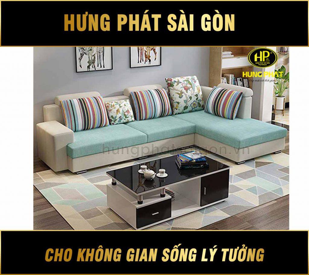 Sofa góc sang trọng H-233