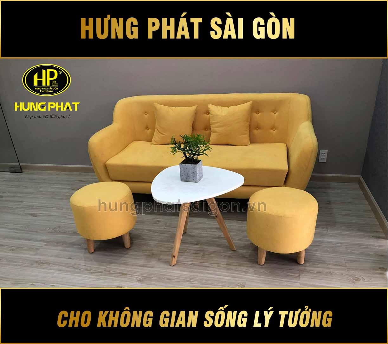 Sofa băng đẹp H-53A