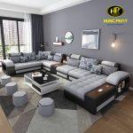 Ý tưởng trang trí nội thất chung cư 70m2 có 2 phòng ngủ