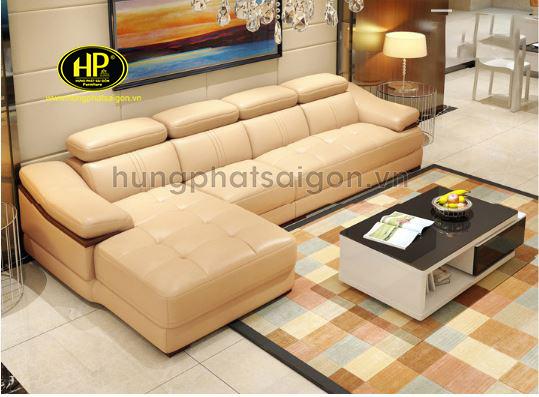sofa phòng khách cao cấp sang trọng