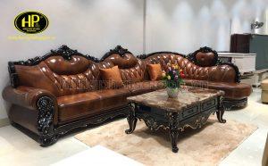 sofa tân cổ uy tín chất lượng sang trọng