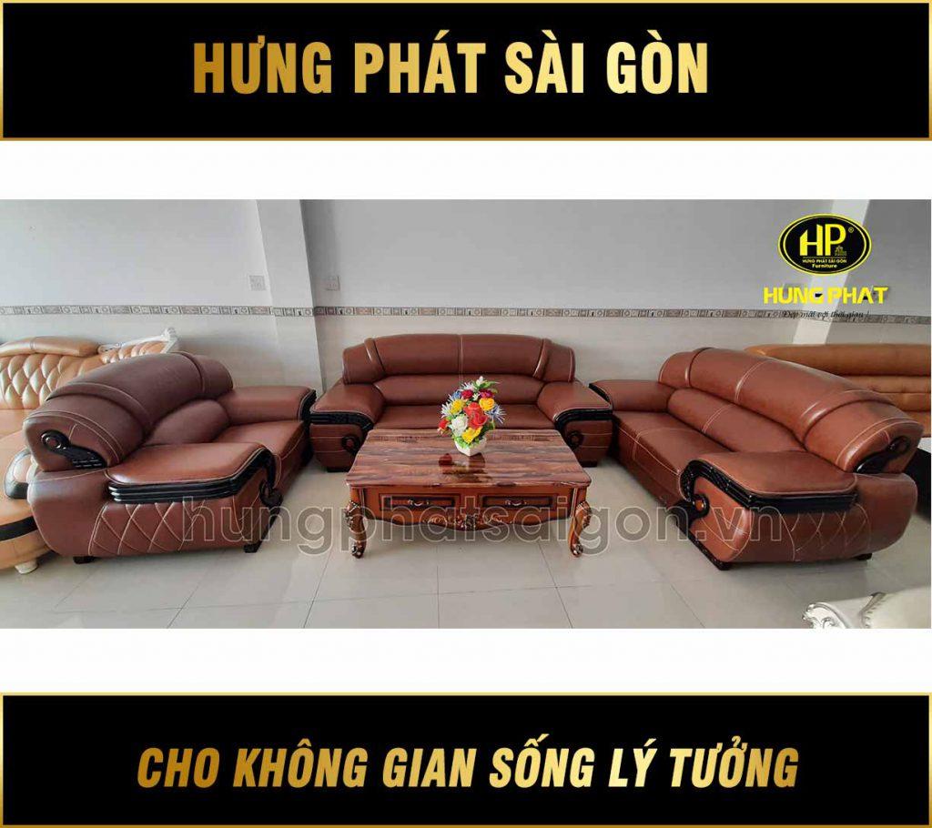 Sofa Văn Phòng Cao Cấp H-804