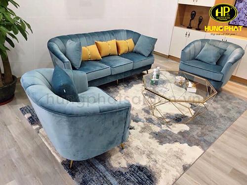 sofa xanh hung phat ava