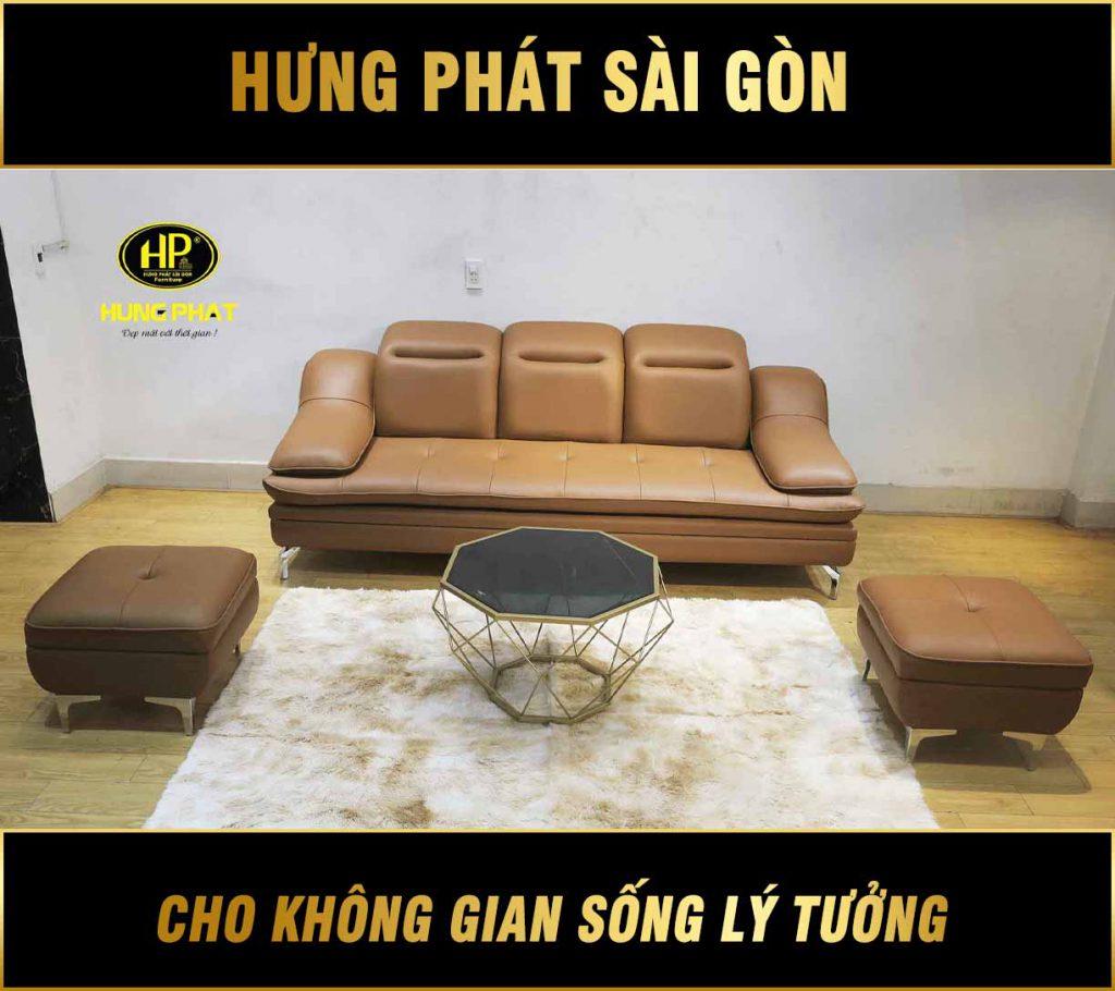 Sofa băng cao cấp HBD-01A