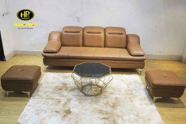 ghế sofa băng da cao cấp mã HBD-01