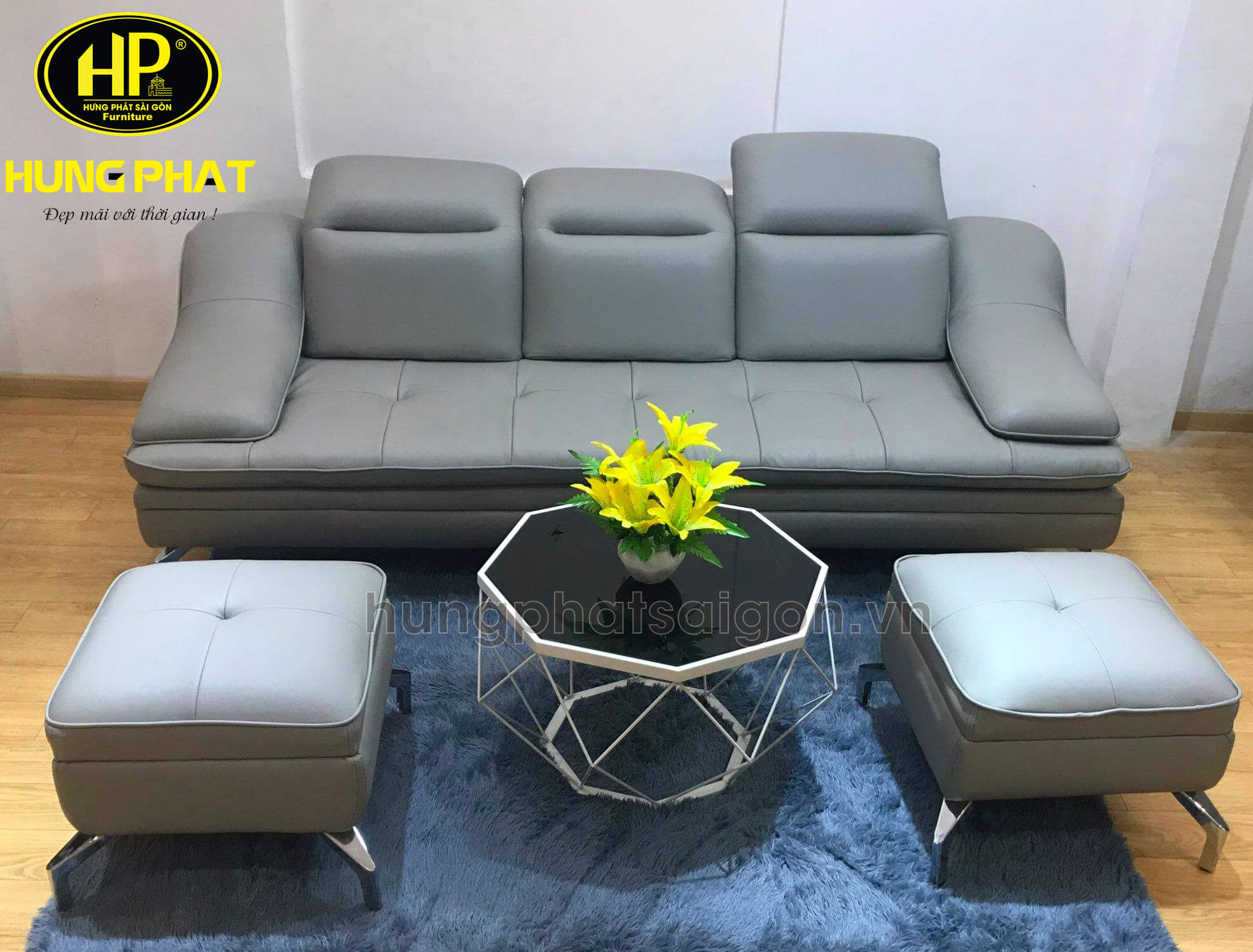 Sofa băng cao cấp HBD-01