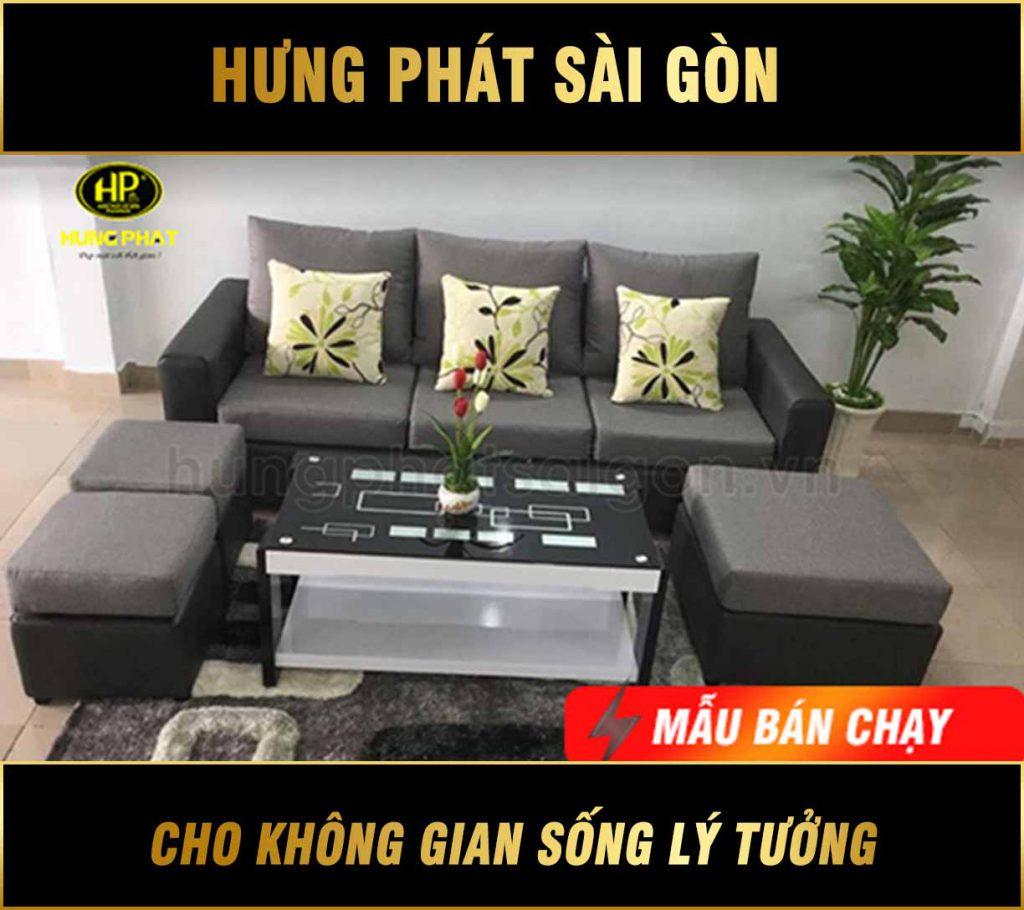 Sofa băng 3 đôn mã H-231