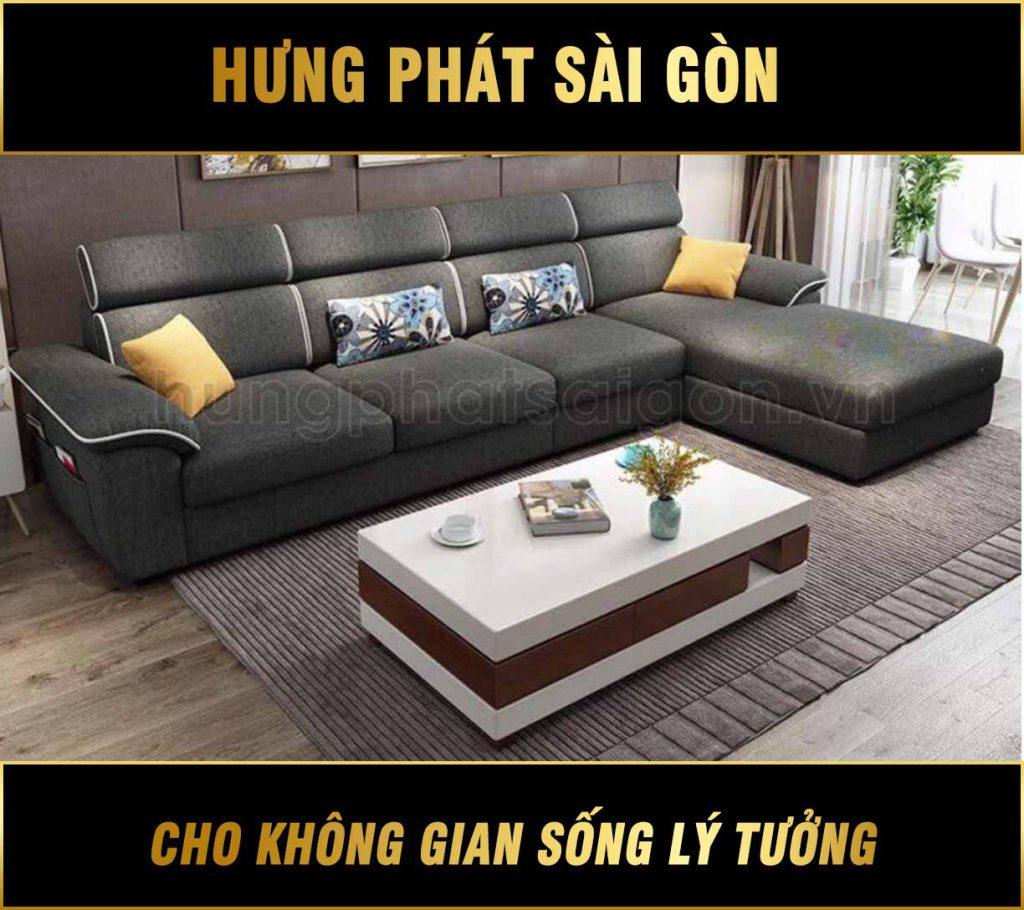 Sofa góc cao cấp H-09