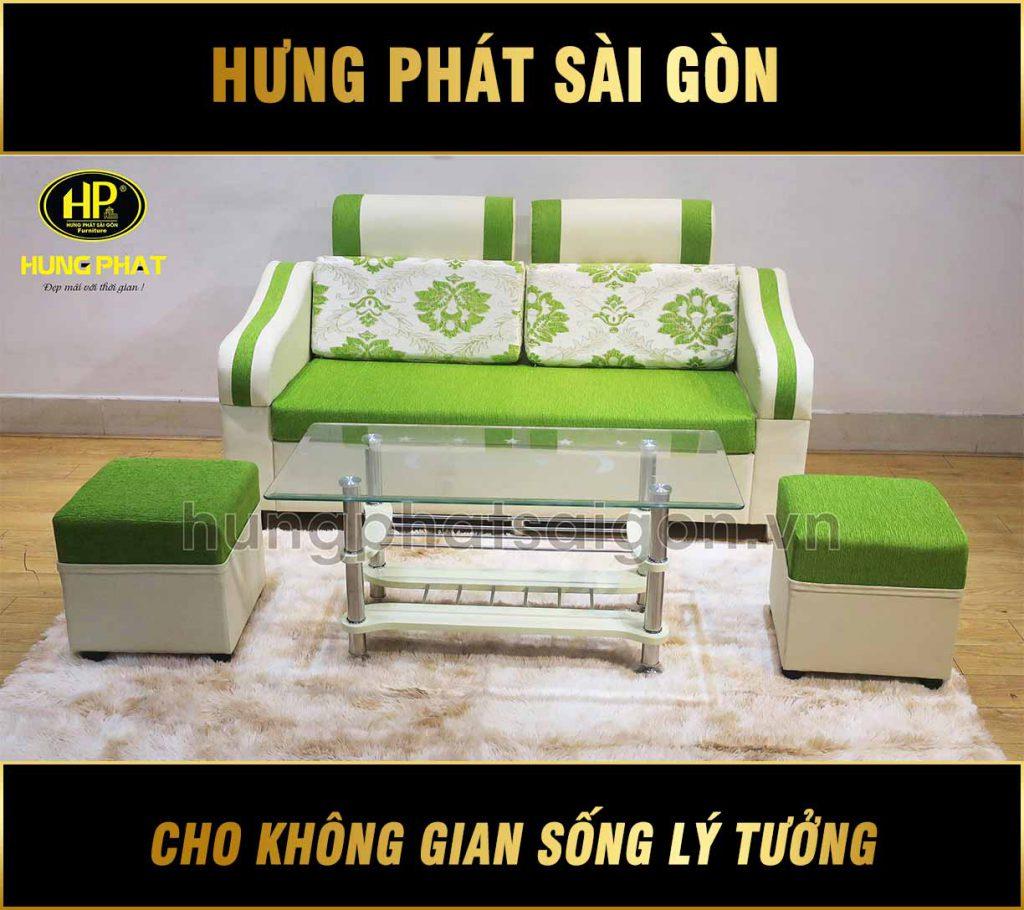 Sofa phòng khách H-102