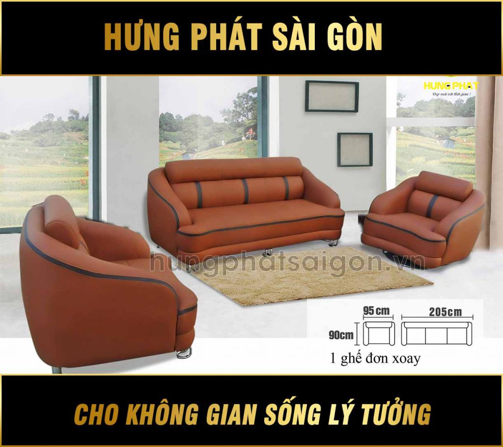 Sofa văn phòng HP-33