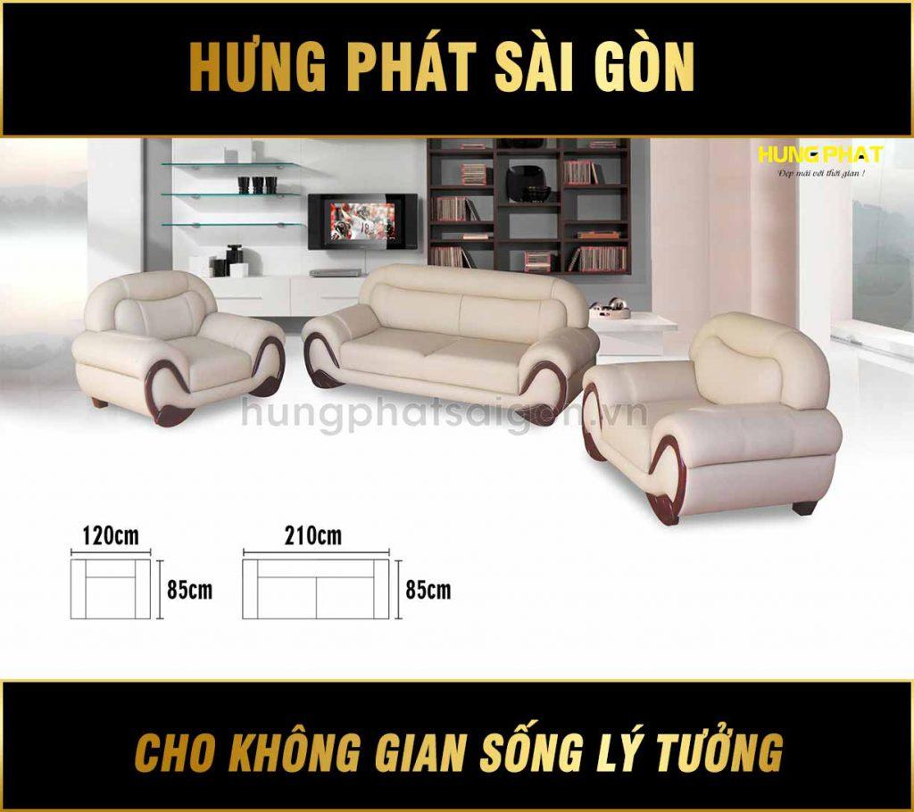 Sofa Văn Phòng HP-57