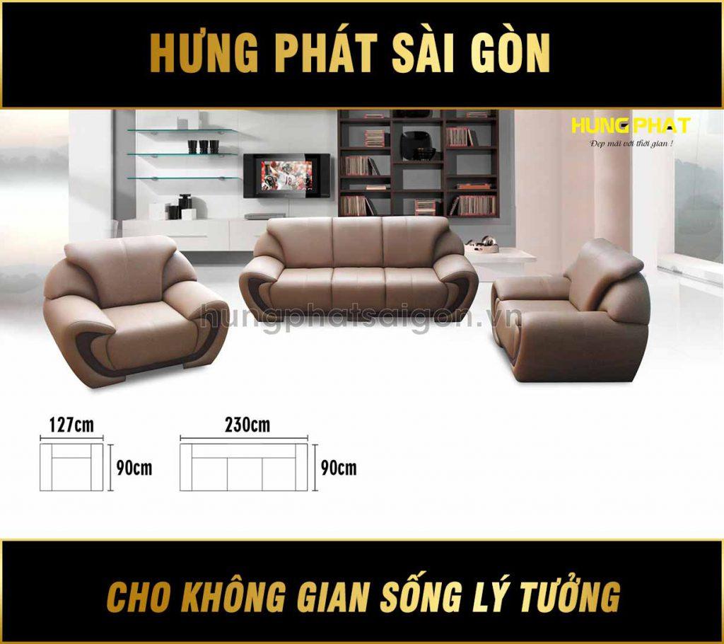 Sofa Văn Phòng HP-58