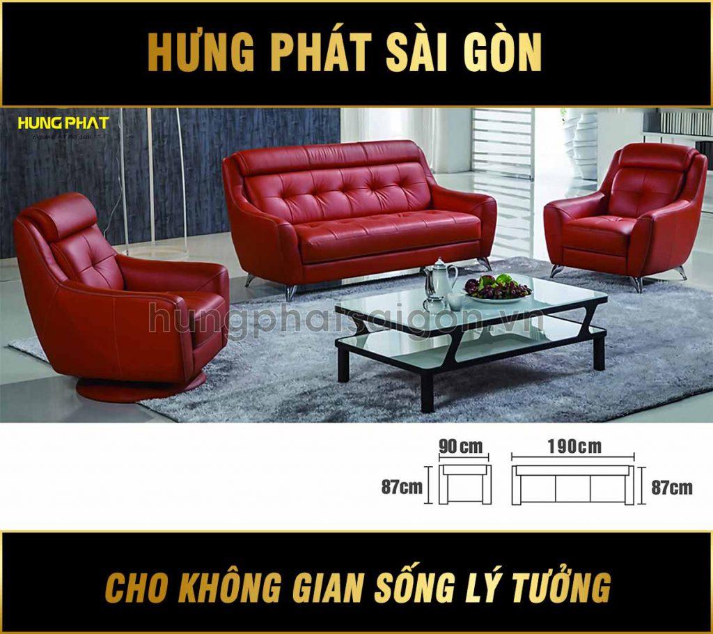 Sofa văn phòng HP-81
