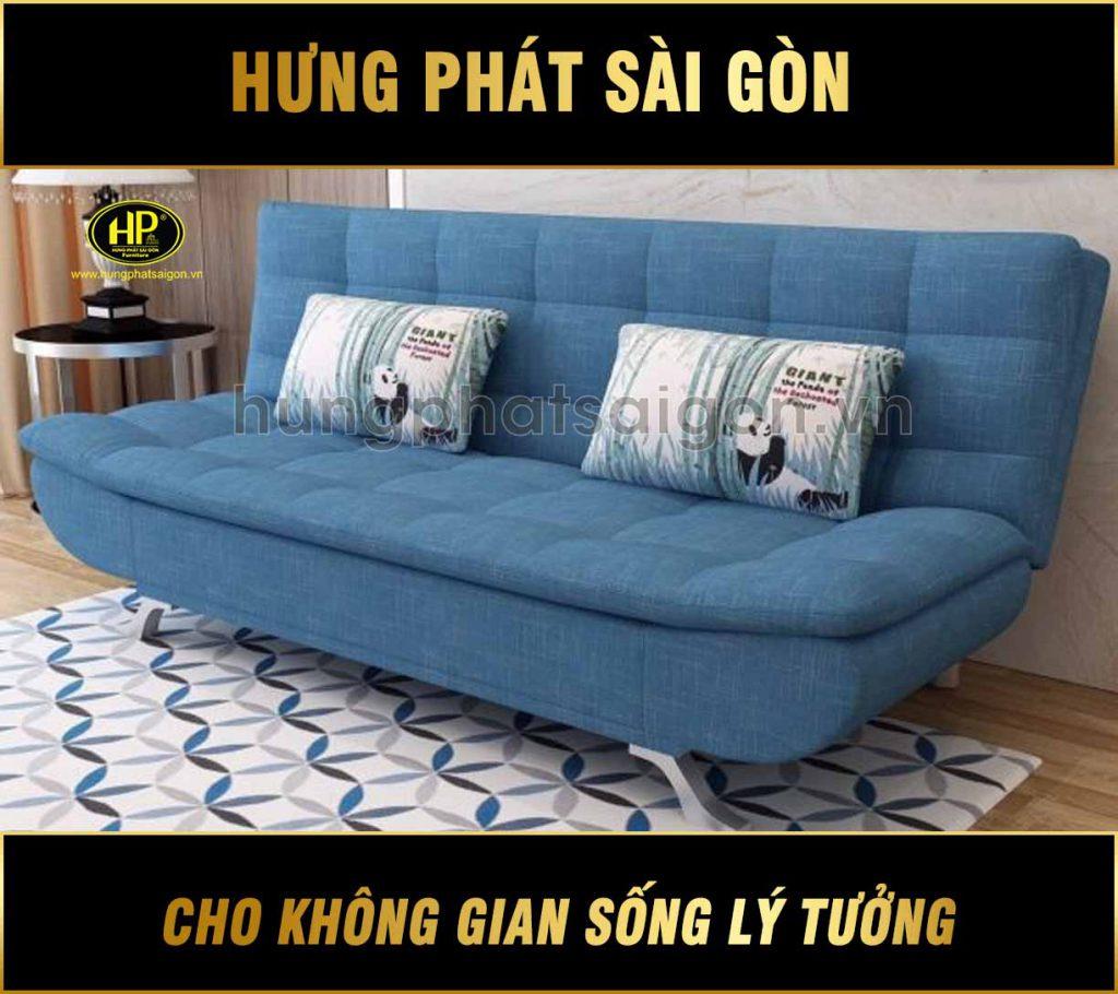 Sofa Giường vải đẹp mã HG-36