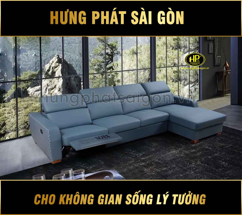 Sofa da bò cao cấp NK-8878X