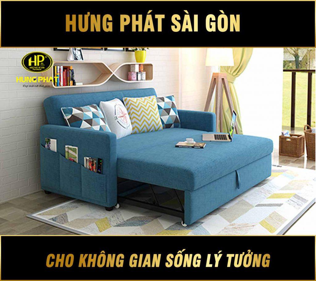 Sofa giường kéo đa năng G-12