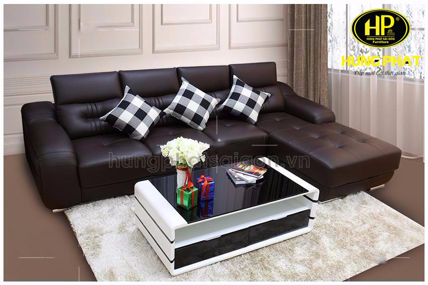 mẫu ghế sofa cao cấp sang trọng