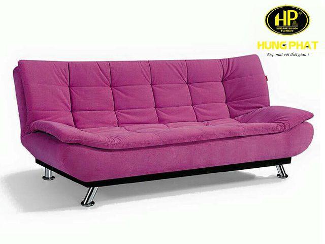 Mẫu sofa giường vải giá rẻ HG-10