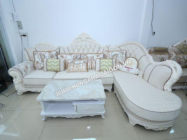 Mẫu sofa nhập khẩu 1813 cực đẳng cấp