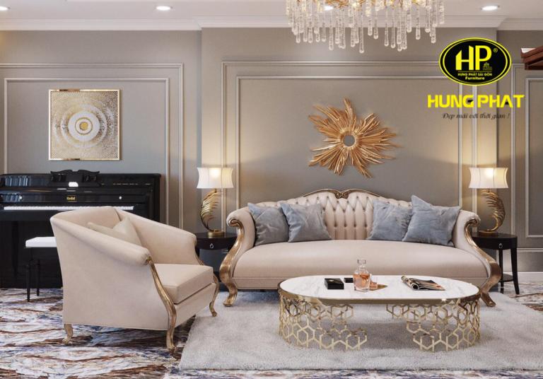 Sức hút đến từ thiết kế và chất lượng của ghế sofa nhập khẩu