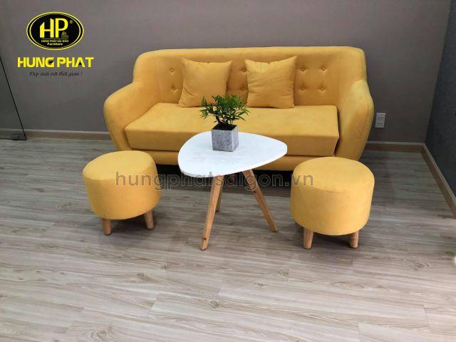 Sofa phòng ngủ đa dạng về kích thước