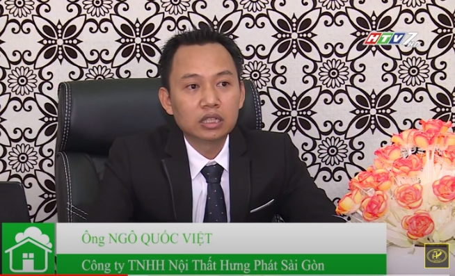 Ngô Quốc Việt CEO tại Hưng Phát Sài Gòn