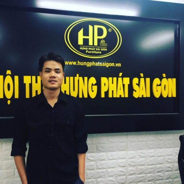 Nguyễn Duy Mạnh Sale Manager tại Hưng Phát Sài Gòn
