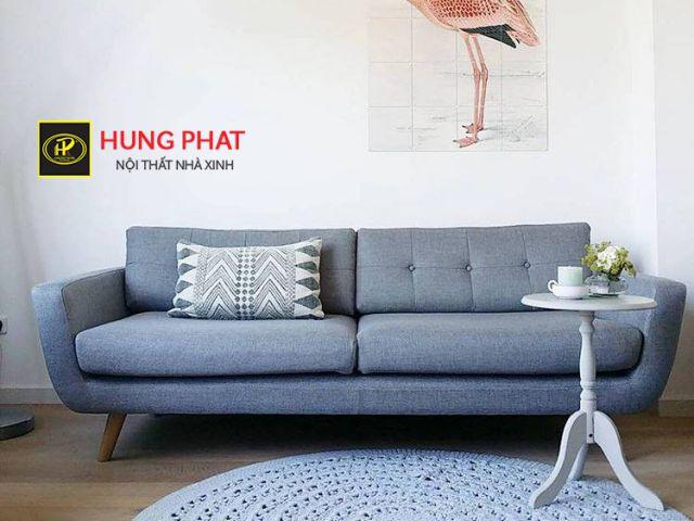 mẫu sofa phòng ngủ tinh tế