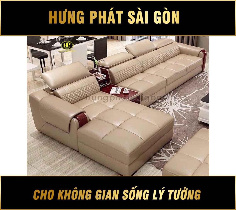 Sofa DA Cao Cấp H-2620