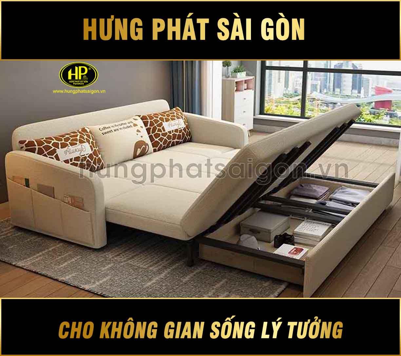 Sofa Giường Nhập Khẩu GK-008