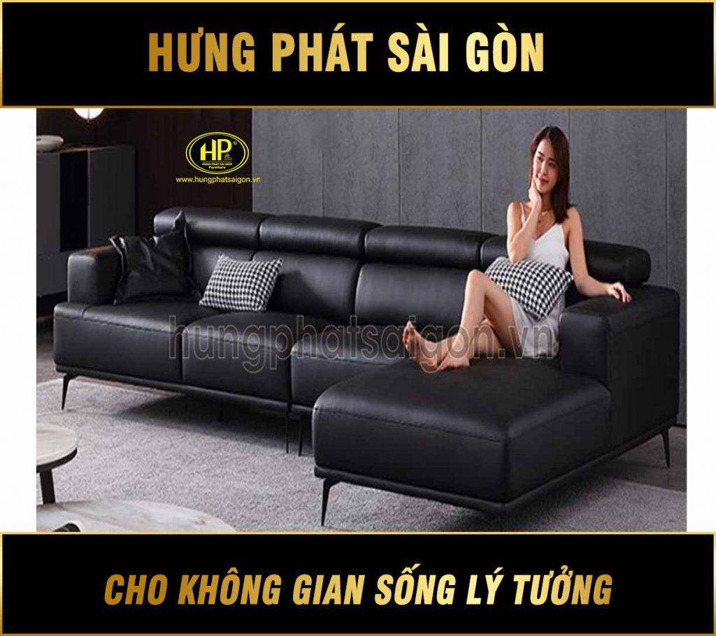 Sofa da cao cấp HD-32