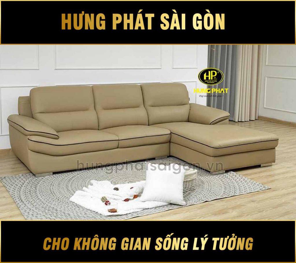 Sofa da chất lượng uy tín HD-28