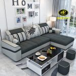 Bật mí cách phối màu ghế sofa độc đáo cho phòng khách